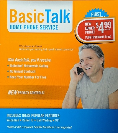 If i have a cell w/ internet, y would i want a house phone with internet service?